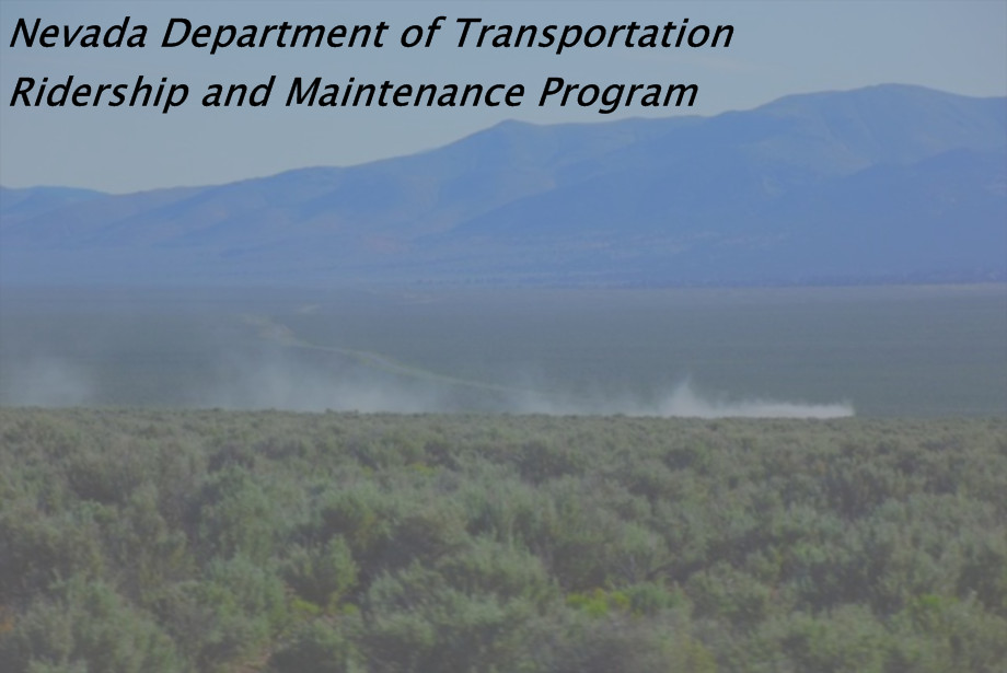 NDOT Ridership and Maintenance Program